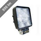 Arbetslampa HP LED 15W 12-24V